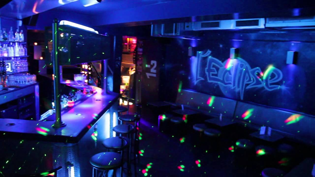 Eclipse discoth que lyon youtube - Decoration boite de nuit ...