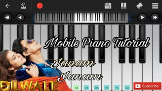 janam janam dilwale easy mobile perfect piano