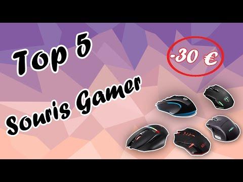 Top 5 souris gamer à moins de 30 € !!!!