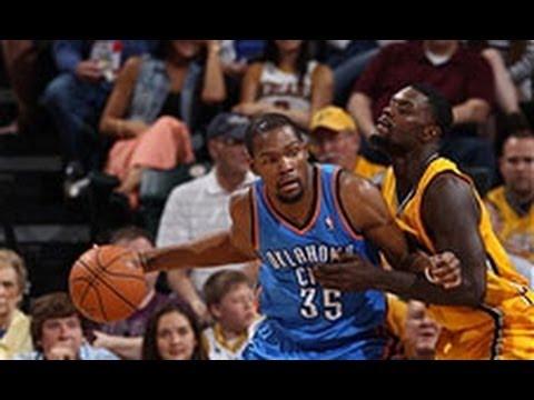 Duel: Kevin Durant vs Lance Stephenson
