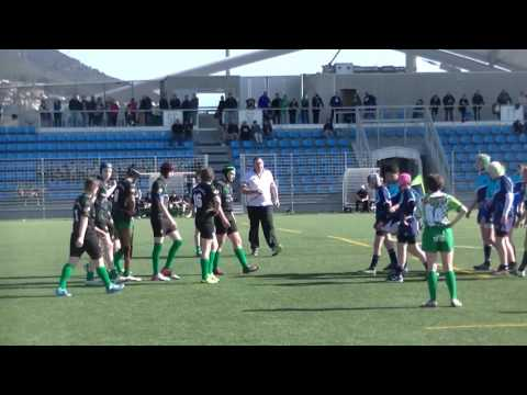 Rugby U14 Tournoi Fédéral Comité Départemental du Var Retour en Images Toulon Live TV Sports 2017