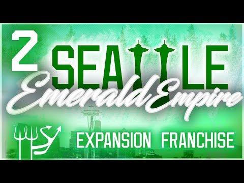 EXPANSION DRAFT - NHL 18 Seattle Franchise Mode - Ep. 2