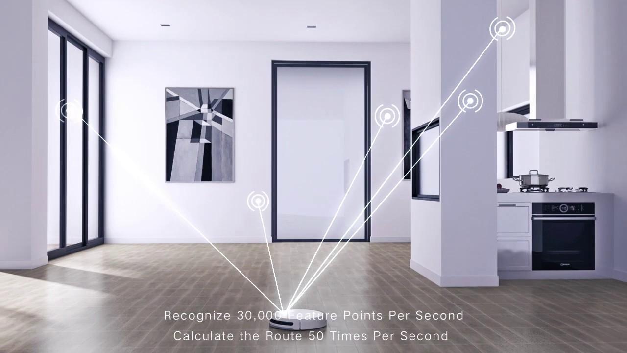 video Xiaomi Mi Robot Vacuum Mop Pro