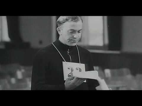 POV - The Reckoning . Timeline 2: The Nuremberg Tribunal