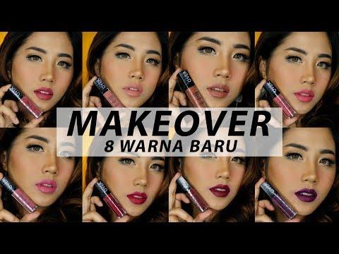 make-over-intense-matte-lip-cream-8-warna-baru-(013---020)-swatches-dan-review