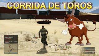 GTA V   Corrida de toros