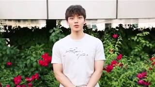 Yeo Jingoo 2018 Ice Bucket Challenge