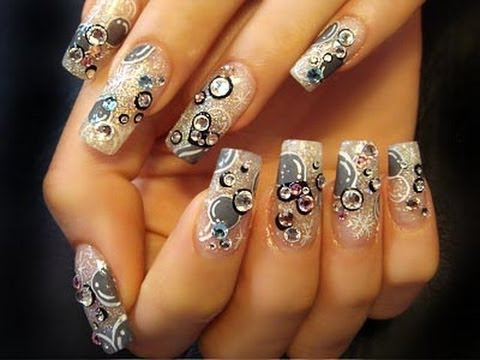 How to paint your nails my nail polish design easy at home how to paint your nails my nail polish design easy at home prinsesfo Choice Image