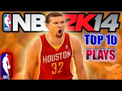 NBA 2K14 OFFICIAL TOP 10 PLAYS of the WEEK ft Francisco Garcia
