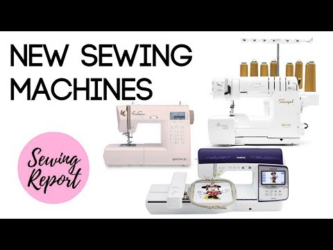 SO MANY NEW SEWING MACHINES! | $7,000 Baby Lock Serger??? | LIVE SHOW | SEWING REPORT