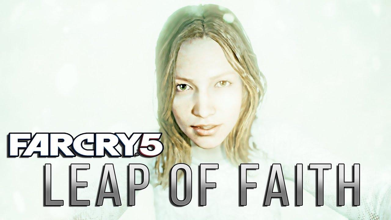 Far Cry 5 - Meeting Faith Seed