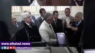 محافظ المنيا ومساعد وزير العدل يفتتحان تطوير مجمع محاكم ملوي ..صور