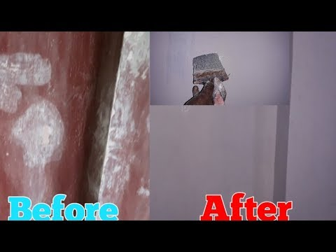 Nelson Paints | Oil Base Ground | House Painting on Wall