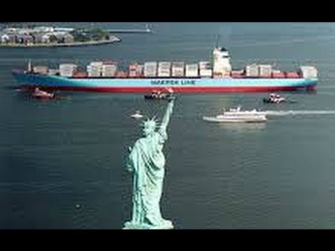 World Biggest Container Ship[full documentary]HD