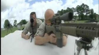 M110A1 Sniper 7.62x51 mm Rifle
