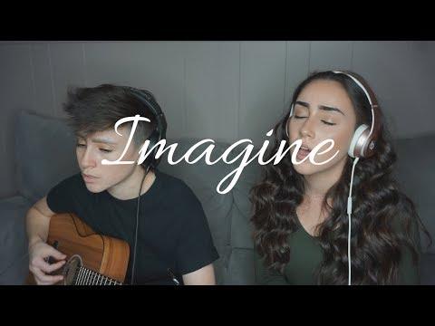Imagine - Ariana Grande Cover (By Dane & Stephanie)