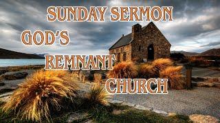 God's Remnant Church