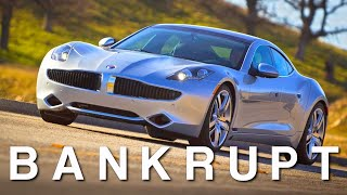 Bankrupt - Fisker Automotive