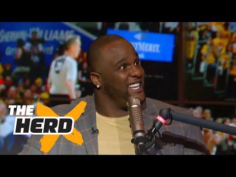 Glen Davis regrets not taking NBA career seriously | THE HERD (FULL INTERVIEW)