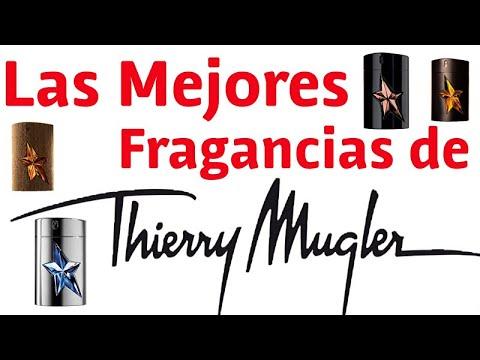 Top 8 Las mejores fragancias de Thierry Mugler