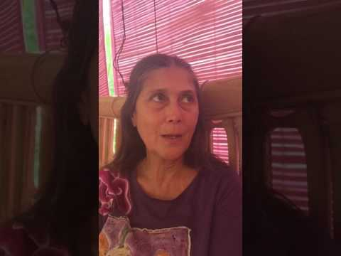 Mélanie Venne Naturopathe en entrevue avec Robin Lim( Fondatrice Bumi Sehat, Heroe CNN 2011)
