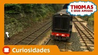 Thomas e Seus Amigos: Locomotivas a Diesel