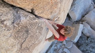 Will Stanhope Goes Solo On The Crack Climbs Of Joshua Tree | Hardliners, Ep. 3