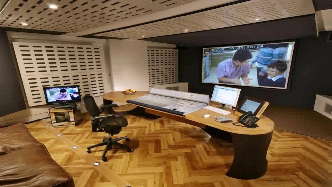Home Music Studio Room Design Ideas - YouTube
