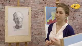 Курс академического рисунка   Обучение живописи в Москве   12+