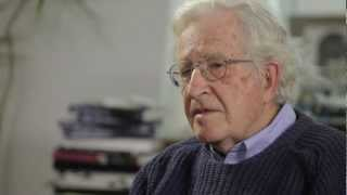 Noam Chomsky explains taxes in 40 seconds