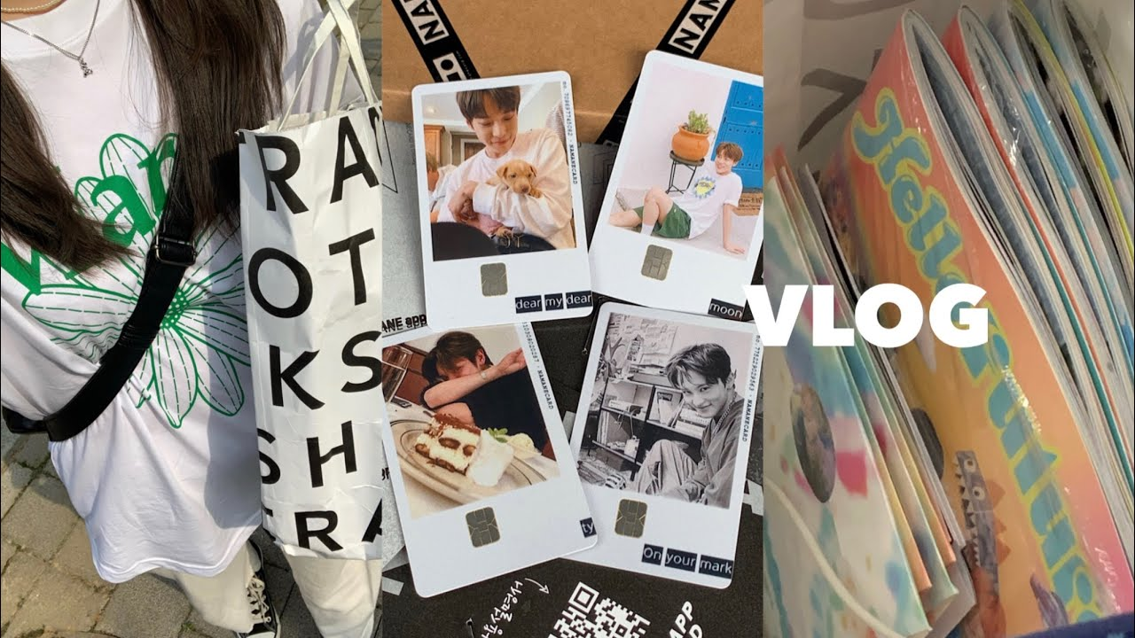 VLOG   🌈 엔시티드림 헬로퓨처 앨범깡🌈 • Hello Future 핫트 오프깡 • NCT DREAM unboxing • 시즈니 브이로그 • 나마네카드