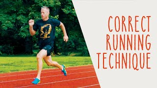 Running Form: Correct Technique and Tips to Avoid Injury