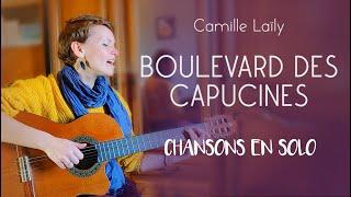 Chansons en solo #1 - Boulevard des Capucines
