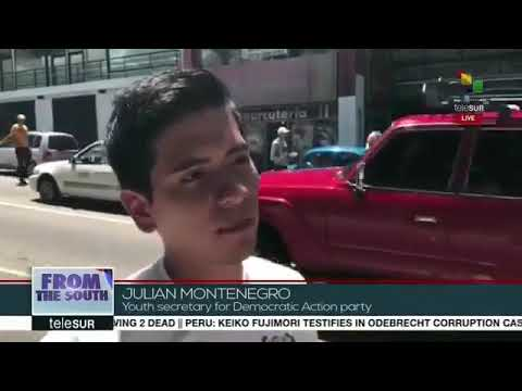 From The South 10-13-17 : Upcoming regional elections in Venezuela