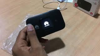#WRVLOG Review Modem Huawei E5577