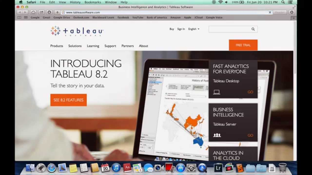 download tableau reader for mac