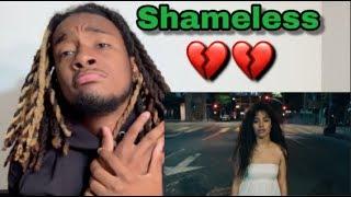 Camila Cabello - Shameless REACTION