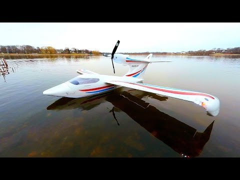 My FlyZone Seawind