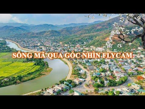 Sông Mã Qua Góc Nhìn Flycam