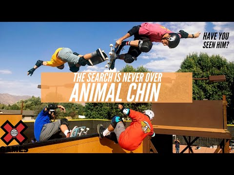 ANIMAL CHIN: THE SEARCH IS NEVER OVER | World of X Games