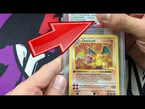 1ST EDITION SHADOWLESS CHARIZARD RETURN!! | PSA GRADED POKEMON CARD RETURNS #16