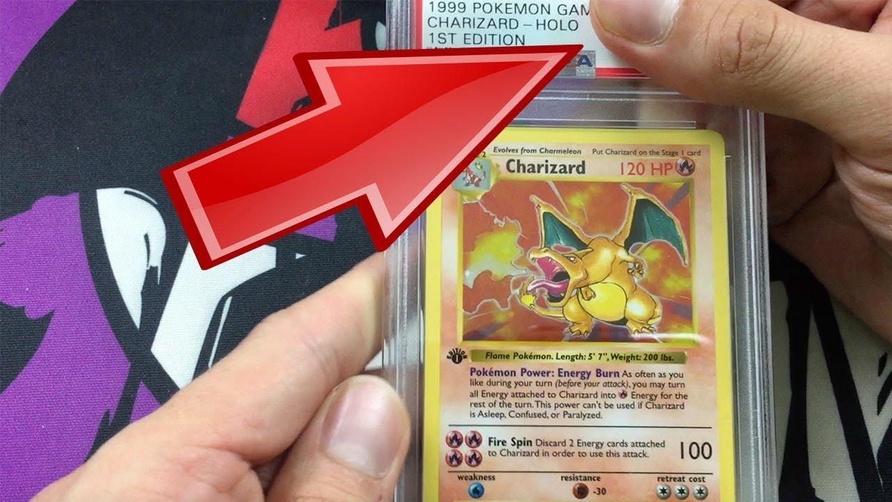 1ST EDITION SHADOWLESS CHARIZARD RETURN!!   PSA GRADED POKEMON CARD RETURNS  #16