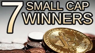 7 SMALL CAP COINS FOR HUGE GAINS & MASTERNODES!