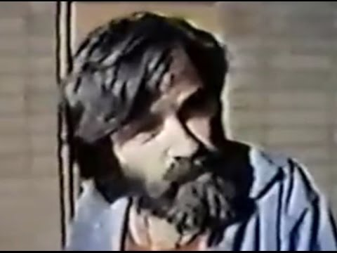 Charles Manson 1985 Vacaville State Prison Church Chapel Interview