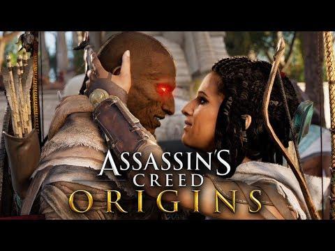ВСТРЕЧА С ЦЕЗАРЕМ! - Assassin's Creed: Origins - #18