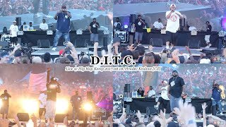 D.I.T.C. • Live @ Hip Hop Kemp 2017.08.18, Hradec Kralove [CZ] #HHK2017