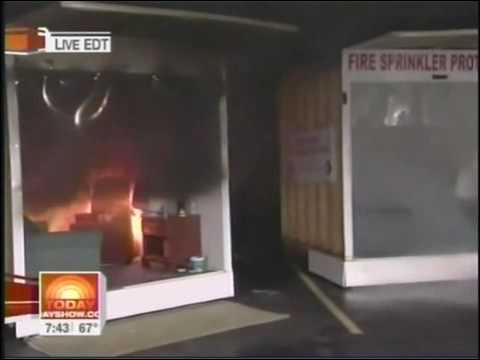 NBC TODAY Show: Home Fire Sprinklers, Oct. 14, 2008