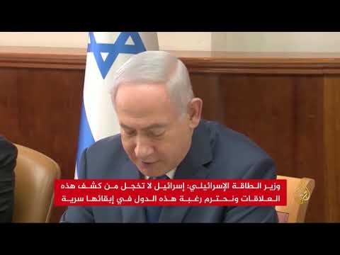 إسرائيل تكشف علاقاتها بدول عربية بينها السعودية  - نشر قبل 4 ساعة