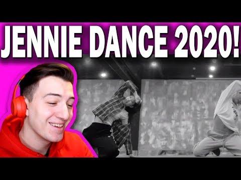 JENNIE - DANCE PRACTICE VIDEO REACTION!