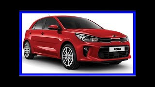 Kia Rio 1.4 EX now with six-speed auto – RM78,888 | k production channel
